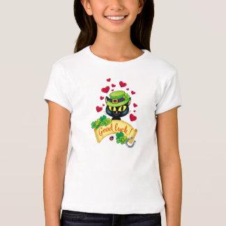 Lucky Irish Cat! T-Shirt