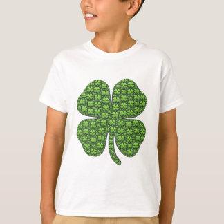 Lucky Irish Clover Shirts
