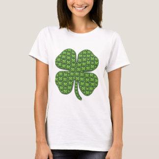 Lucky Irish Clover T-shirts