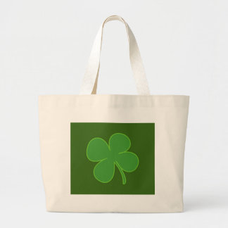 Lucky Large Tote Bag