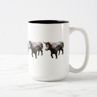 """Lucky Lindy (Spirit of Hopewell)"" 15 oz mug"