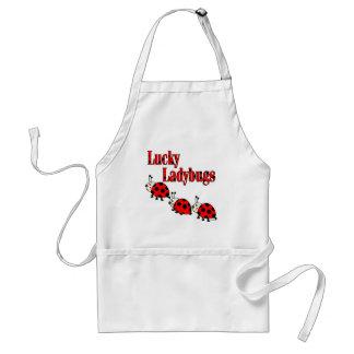 Lucky Little Ladybugs Apron