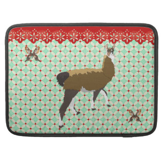 Lucky Llama Mac Book Sleeve
