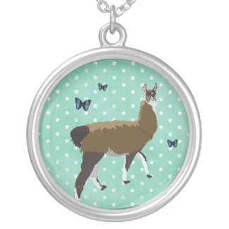 Lucky Llama Necklace