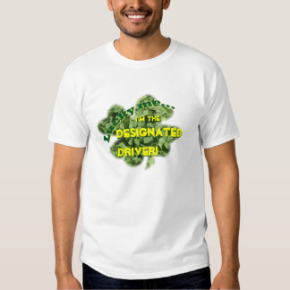 Lucky Me - Designated Driver Tee Shirt