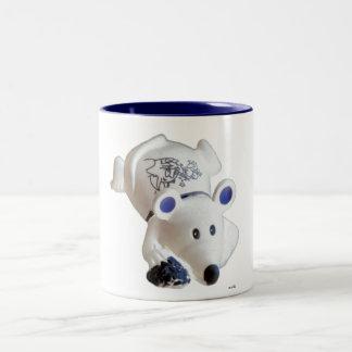 Lucky Mouse Mug