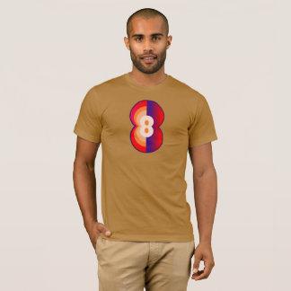 LUCKY NUMBER 8 T-Shirt