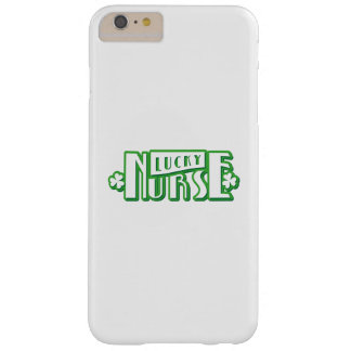 Lucky Nurse St Patricks Day Barely There iPhone 6 Plus Case
