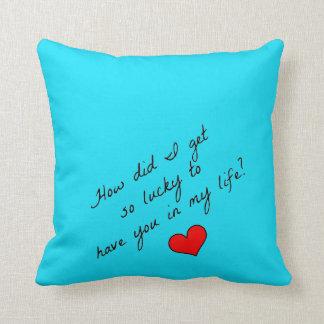 Lucky Pillow