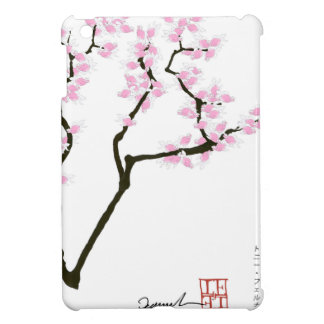 lucky sakura and pink goldfish, tony fernandes iPad mini cover