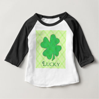 Lucky Shamrock #2 Baby T-Shirt