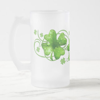 Lucky Shamrock Keepsake Mug