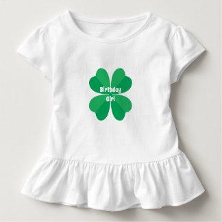Lucky Shamrock Toddler T-Shirt