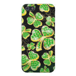 Lucky Shamrocks iPhone 4 Speck Case iPhone 5/5S Cover