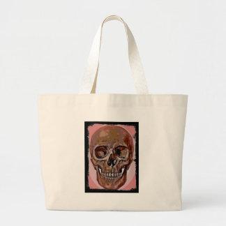 Lucky Skull Canvas Bag