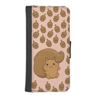 Lucky Squirrel Wallet Case