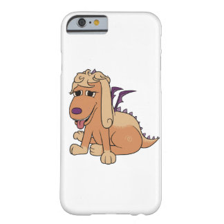 Lucky the Dragon Puppy iPhone Case