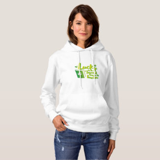 Lucky To Be Second Grade Teacher St Patrick's Day Hoodie