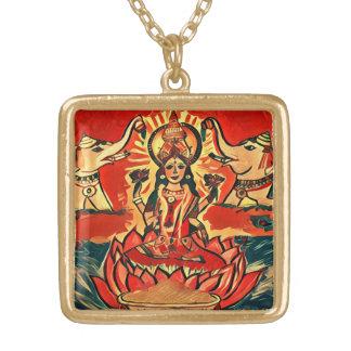LuckyPen Art Necklace