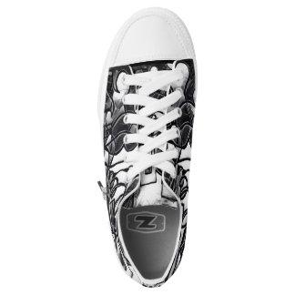 LuckyPen Art Sneakers