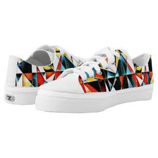 LuckyShape Low Tops