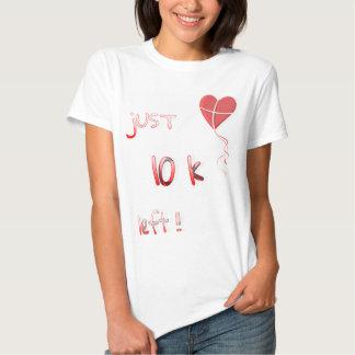 LuckyStones Active marathon t-shirts. Shirt