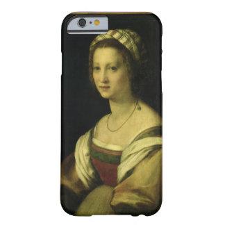 Lucrezia di Baccio del Fede, the Artist's Wife, c. Barely There iPhone 6 Case