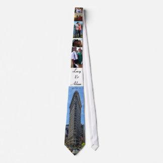 Lucy & Adam Wedding Tie v2