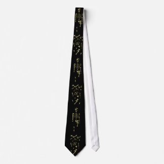 Lucy Fossil Tie