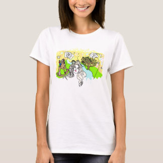 Lucy in the Sky with Diamonds Eyes T-Shirt