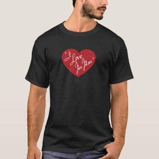 Lucy Loves Jiu Jitsu T-Shirt
