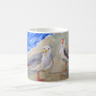 Lucy & Ricky Coffee Mug
