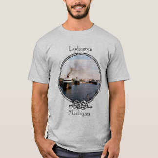Ludington Car/Rail Ferries shirt