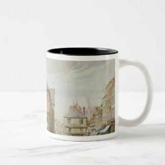 Ludlow Two-Tone Coffee Mug