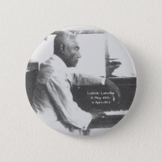 Ludovic Lamothe 6 Cm Round Badge