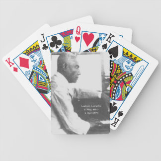 Ludovic Lamothe Bicycle Playing Cards