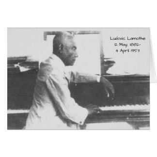 Ludovic Lamothe Card