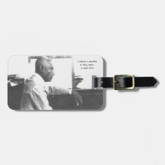 Ludovic Lamothe Luggage Tag