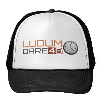Ludum Dare Shiny Clock Cap