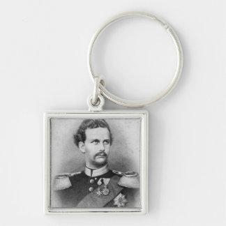 Ludwig II of Bavaria Key Ring