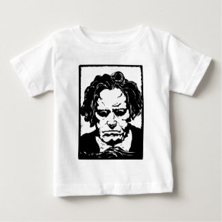 Ludwig van Beethoven - famous German composer Baby T-Shirt