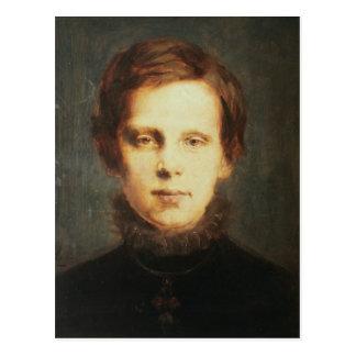 Ludwig van Beethoven , German composer Postcard