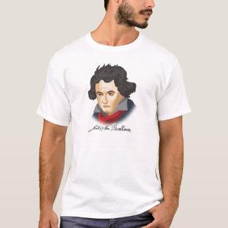 Ludwig van Beethoven in the Cartoon style T-Shirt