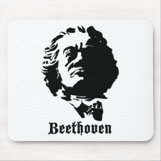 Ludwig van Beethoven Mouse Pad