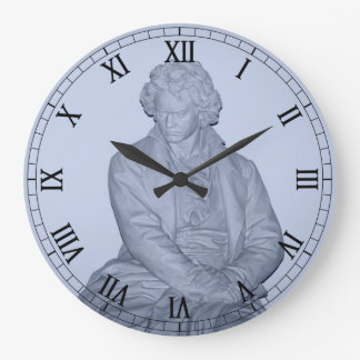Ludwig Van Beethoven Wallclocks
