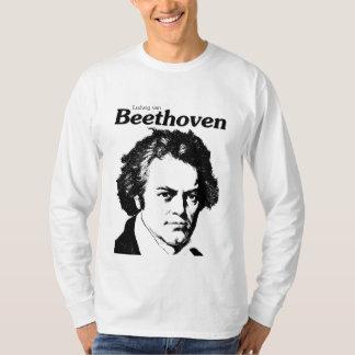 Ludwing van Beethoven monochromatic T-Shirt