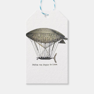Luftschiff_de_Lome Gift Tags