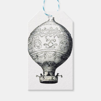 Luftschiff_Montgolfier Gift Tags