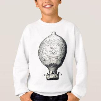 Luftschiff_Montgolfier Sweatshirt