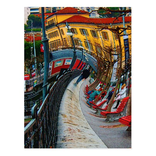 Lugano Switzerland Gifts and Apparel Postcards